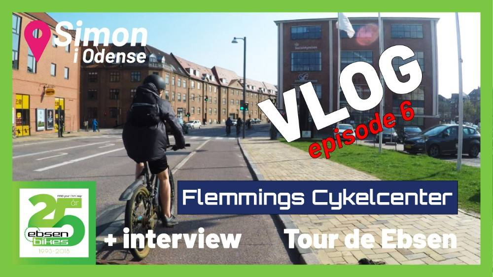 Episode 6 - Flemmings Cykelcenter